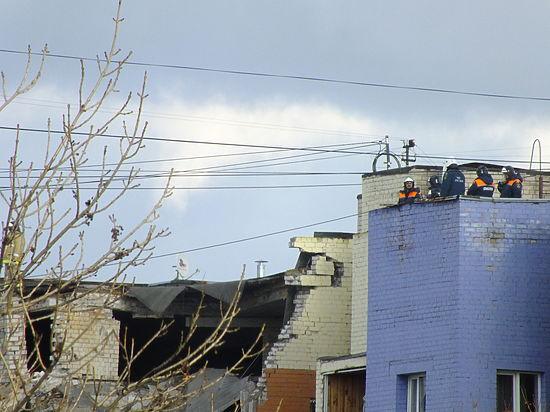 Пострадавшими из-за взрыва дома вРязани признаны 29 человек