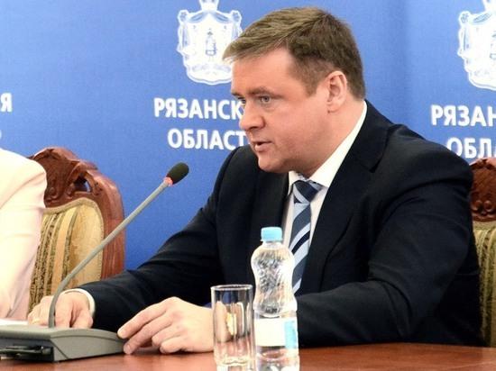 Николай Любимов провел еще одну большую пресс-конференцию. Теперь в Рязани