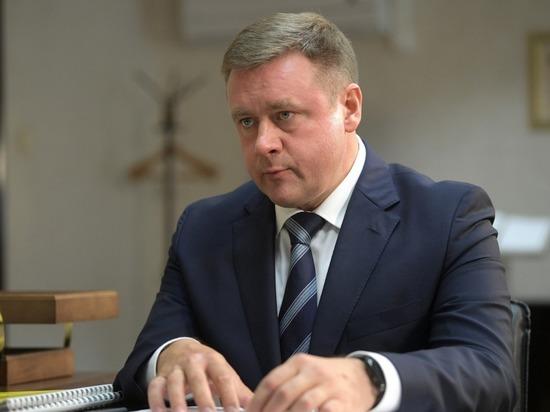 Президент и врио рязанского губернатора встретились