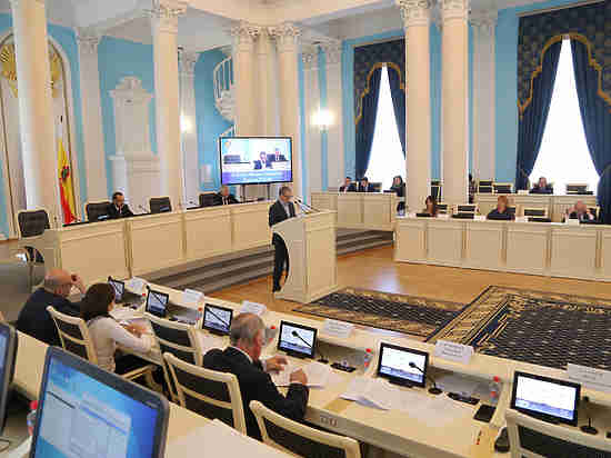 Депутаты регионального парламента приняли ряд социально-значимых законов